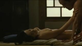 中村優子 映画「血と骨」で巨乳丸出し濃厚セックス