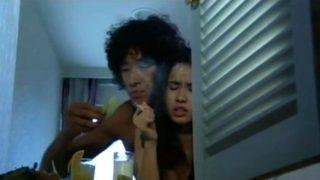 風吹ジュン(女優)映画「蘇える金狼」での乳首丸出しお宝ヌード濡れ場セックス