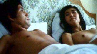 萬田久子(女優)映画「夏の別れ」での乳首丸出しお宝ヌード濡れ場セックス