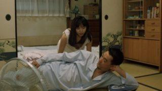 山口智子が映画「居酒屋ゆうれい」で乳首晒した濃厚セックス全裸ヌード濡れ場