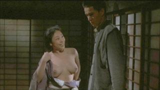 池波志乃(女優)映画「丑三つの村」彬も嫉妬するほど濃厚濡れ場!旦那の留守中男を連れ込みハメまくる!