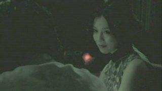 坂井真紀(女優)映画【病葉流れて 第二章】「私が今考えてること解る?」って男をSEXに誘う背中に刺青を装う女!(※動画あり)